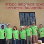 Be The Change Volunteers in Tanzania