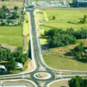 NREL Moss Road Roundabout