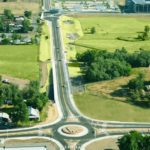 NREL Moss Road Roundabout